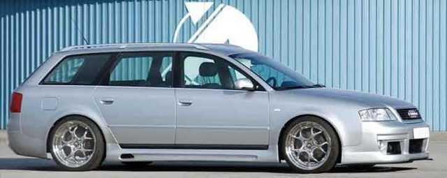 Тюнинг Ауди А6 С5 своими руками: кузова, салона, двигателя