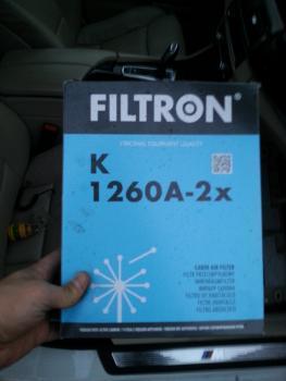 Салонный фильтр БМВ f10: где расположен, как заменить