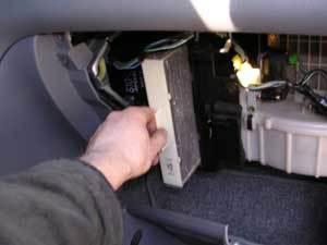 Салонный фильтр на Форд Куга: где находится, замена