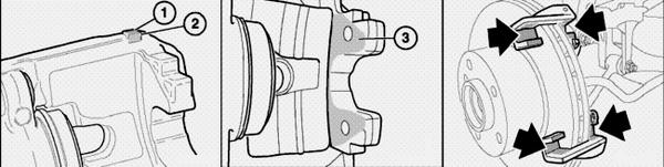 Колодки тормозные Рено Симбол: выбор и замена