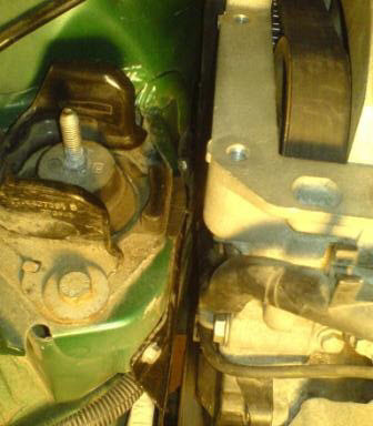 Ремень ГРМ Рено Меган 2: замена своими руками