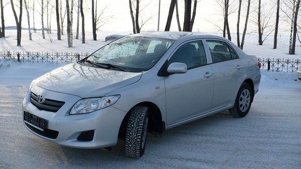 Бак и бензин на Тойота Королла 120: расход топлива, какой бензин выбрать