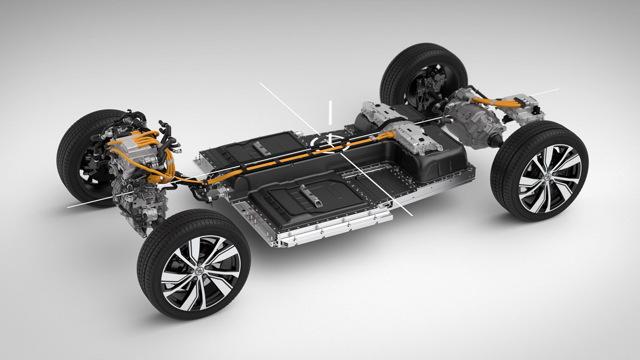 Комплектации Вольво xc40: технические характеристики