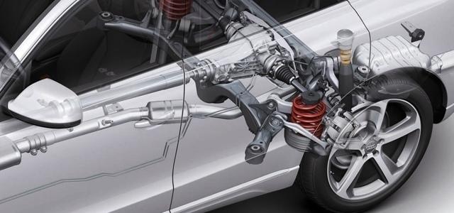 Клиренс Тойота Камри 40: проставки для увеличения