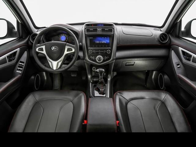 Комплектации Лифан x60: технические характеристики
