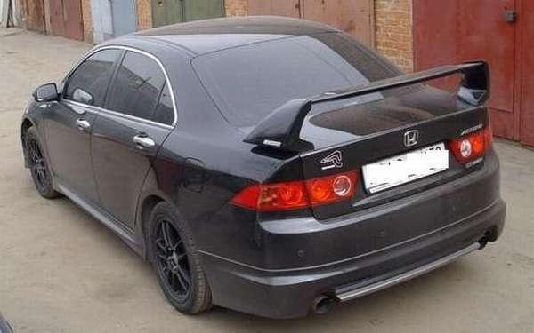 Хонда Аккорд 7 топливо: объем бака, какой бензин заливать