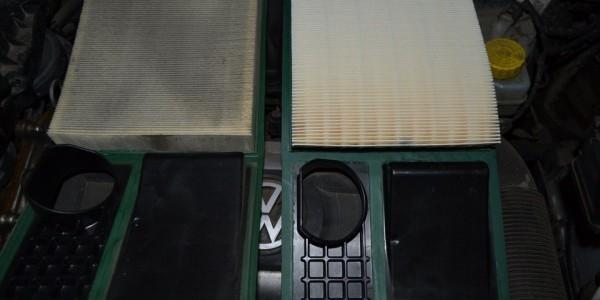 Воздушный фильтр Фольксваген Поло: выбор и замена