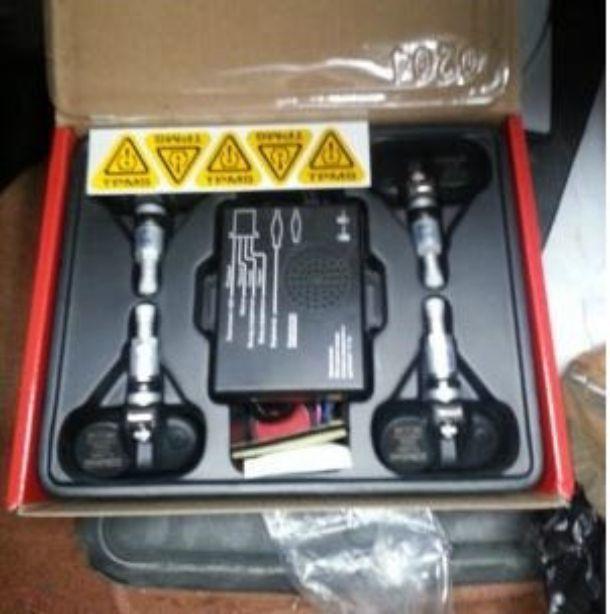 Датчики давления в шинах Киа Спортейдж 4: установка, проверка