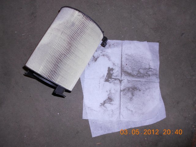 Воздушный фильтр Шкода Октавия а5: где находится, замена