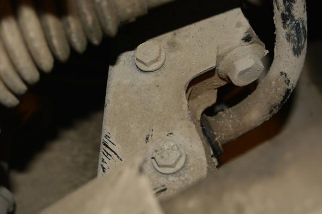 Втулки стабилизатора Фольксваген Поло: замена