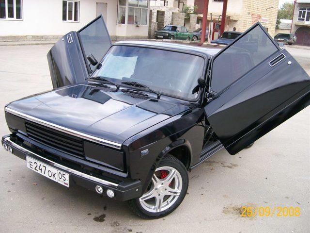 Тюнинг ВАЗ 2105 своими руками: салона, двигателя, кузова
