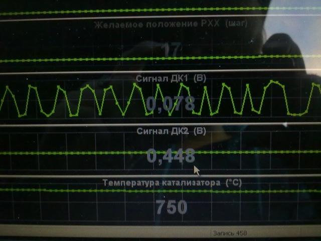Датчик кислород Дэу Нексия: где находится, замена