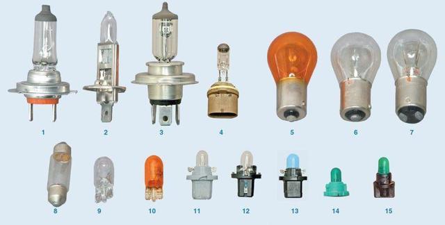 Лампочки на Шевроле Лачетти: ближний и дальний свет, замена