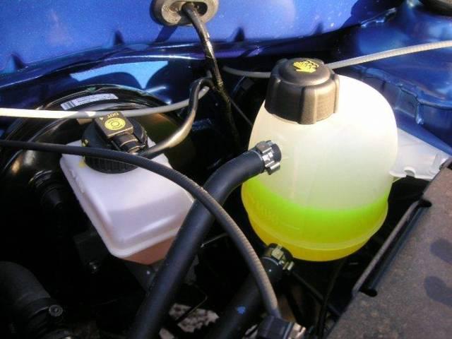 Тормозная жидкость на Рено Логан: выбор, замена
