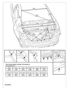 Багажник в Тойота Камри 40: размеры, как увеличить объем