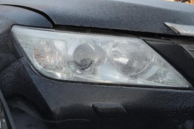 Омыватели фар Тойота Камри 40: как отключить, снять