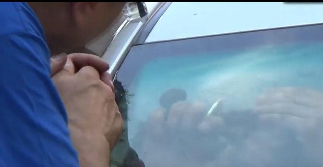Стекло Тойота Камри 40: замена лобового стекла