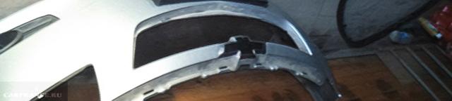 Передний бампер Шевроле Круз: замена