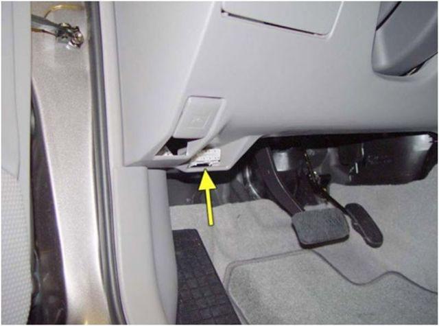 Самодиагностика Тойота Королла 120: почему плавают обороты, не заводится