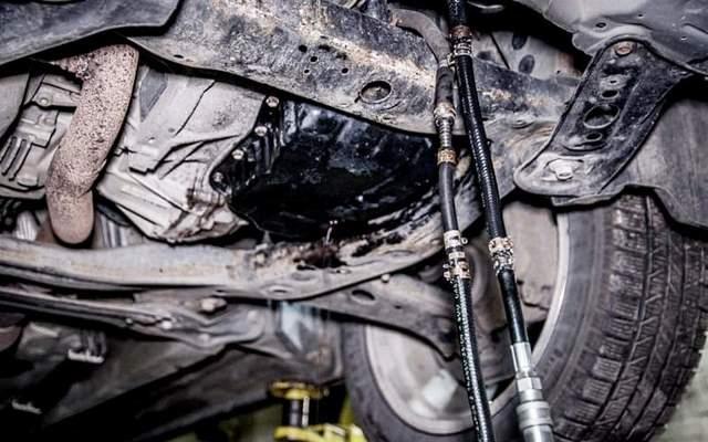 Замена АКПП на Шевроле Круз: ремонт трубки, фильтра