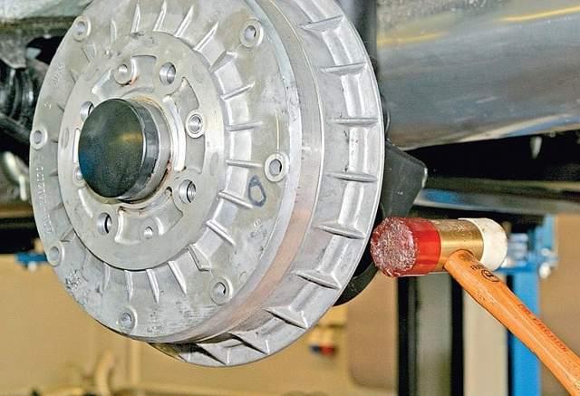 Тормозные колодки Лада Приора: выбор и замена
