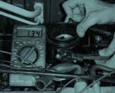 Датчики температуры Рено Логан: где находятся, замена