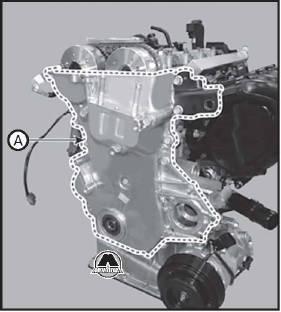 Ремень или цепь ГРМ Киа Рио 3: замена своими руками