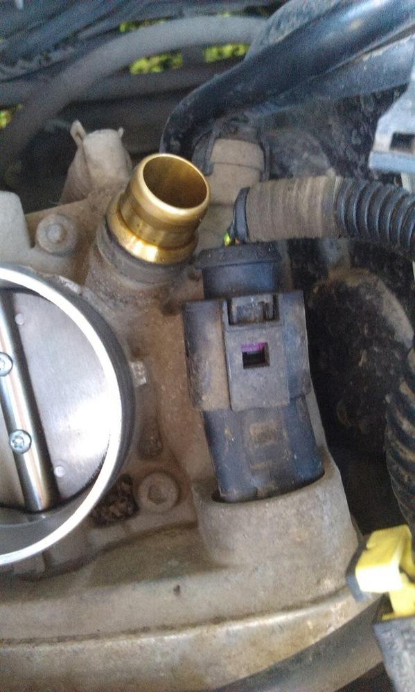 Дроссельная заслонка на Шевроле Круз: как почистить, ремонт