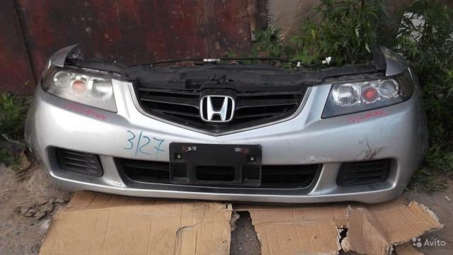 Бампер на Хонда Аккорд 7: как снять, рестайлинг