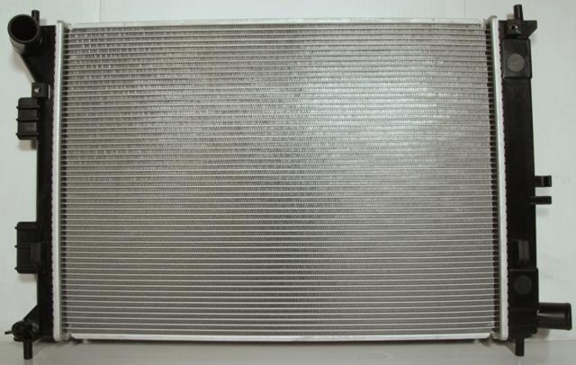 Радиатор на Шевроле Круз: система охлаждения
