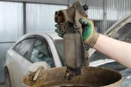 Маслоохладитель для Шевроле Круз: замена своими руками