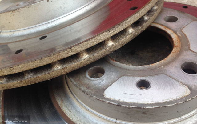 Тормозные диски на ВАЗ 2112: выбор и замена