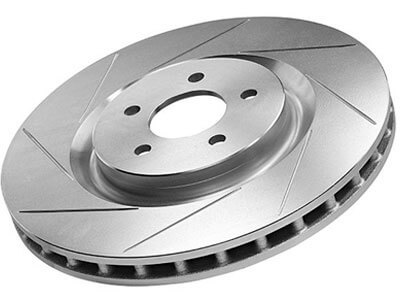 Перфорация тормозных дисков: плюсы и минусы
