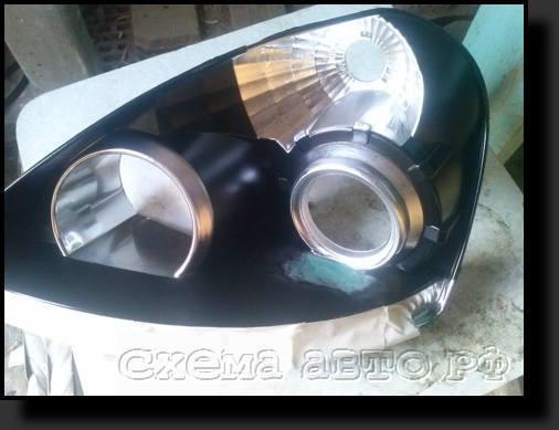Тюнинг Лада Приора своими руками: салона, двигателя, оптики