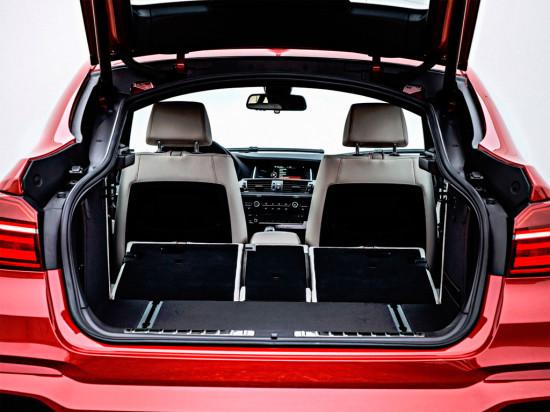 Комплектации БМВ x4: технические характеристики