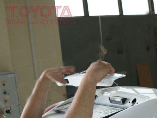 Камера Тойота Камри 40: установка, как подключить