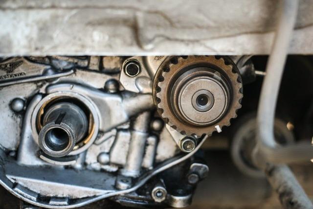 Цепь Хонда Аккорд 7: замена, как снять крышку ГРМ