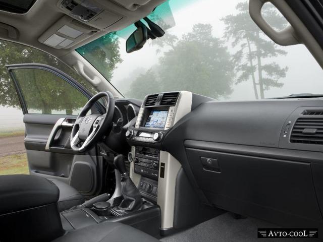 Тюнинг Тойота Ленд Крузер Прадо 150 своими руками: оптики, двигателя