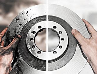Тормозные диски на kia sportage: выбор и замена