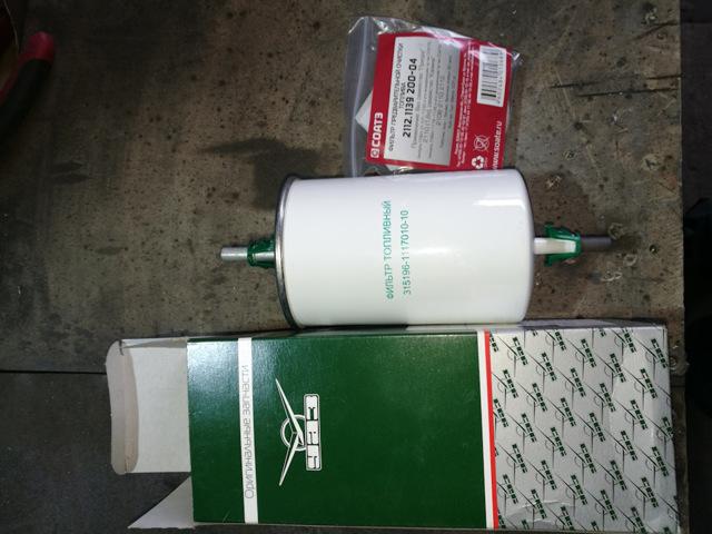 Топливный фильтр УАЗ Патриот: где находится, замена