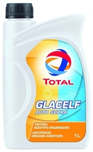Концентрат total glacelf auto supra: технические параметры и особенности антифриза