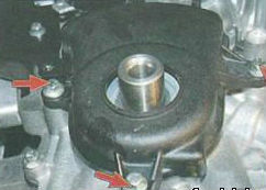 Ремень ГРМ на Форд Фокус 3: замена своими руками