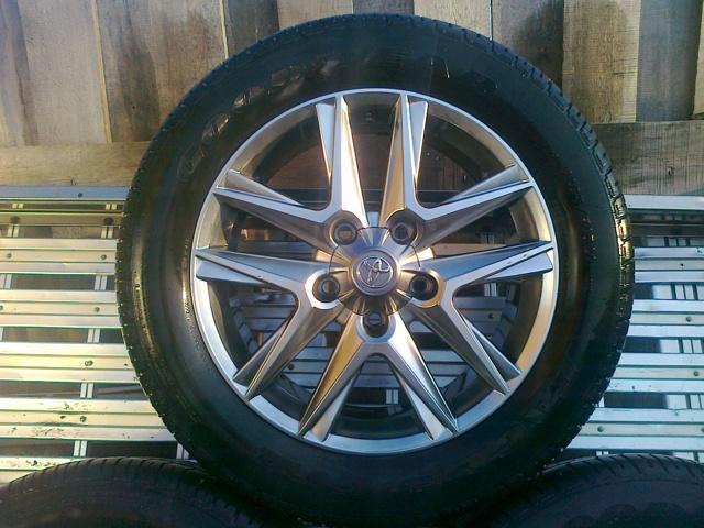 Шины на Тойота Прадо 200: как выбрать, размеры, давление