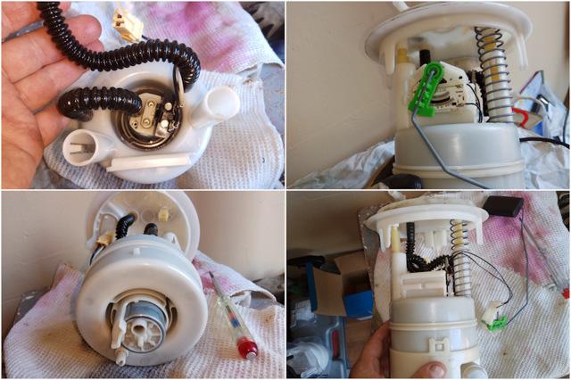 Топливный фильтр Пежо 308: где находится, замена