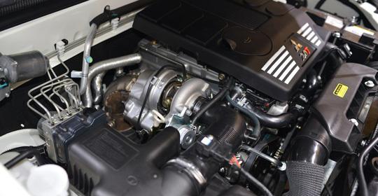 Комплектации Ховер Н3: технические характеристики