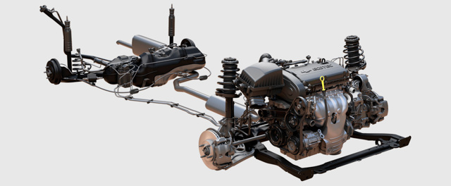 Комплектации Равон r4: технические характеристики