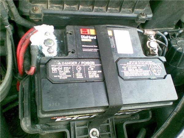 Аккумулятор ВАЗ 2107: выбор и замена, что делать если сел