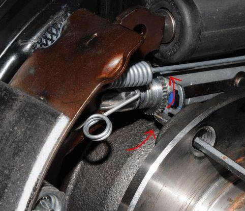 Тормозные колодки на Рено Дастер: выбор и замена