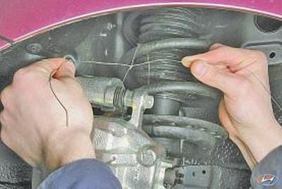 Тормозные диски на Хендай Солярис: выбор и замена