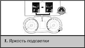 Приборная панель на Митсубиси Лансер 9: описание, обозначения, замена